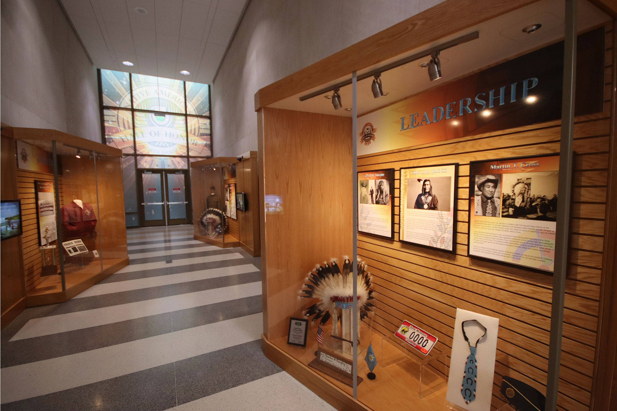 MHA Nation Grant Funds Native American Hall of Honor Videos