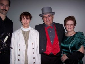 Marquis and medora with Bill Schott and Alice Coats Image