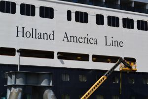 Cruising on the Holland America Line Image